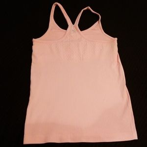 Lululemon Razorback Ribbed Sports Bra+Tank Top 6